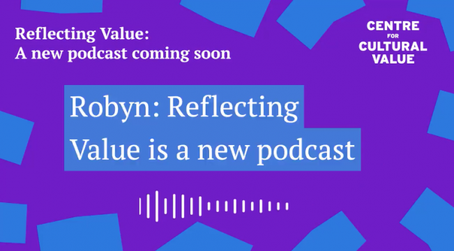Reflecting Value - call for contributors