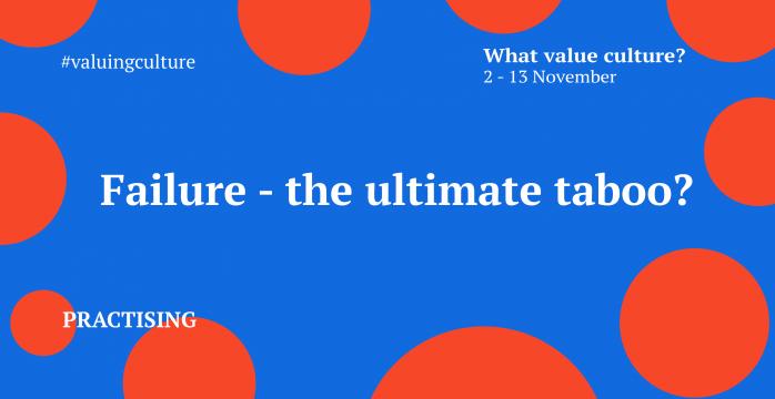 Failure – the ultimate taboo?