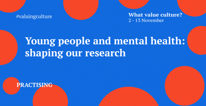 Young people and mental health: shaping our research