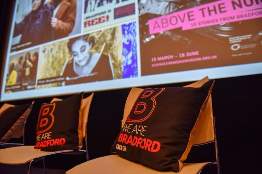 Calling Bradford-based creative practitioners