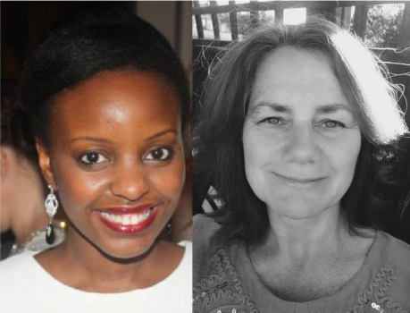 Liz Chege and Julia Negus share their stories and reflections on the Covid crisis